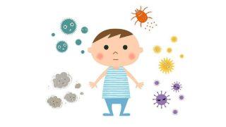 なぜ? 日本の子どもたちにアレルギーが増えている原因を調べてみた